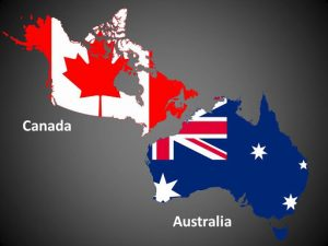 Why canada is preferred over Australia for Study